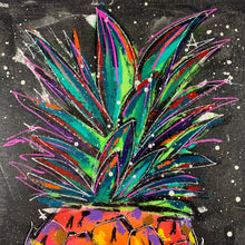 Load image into Gallery viewer, Good fruit / signature pineapple / cosmic black