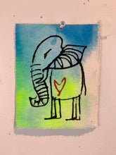 Load image into Gallery viewer, Mini Cave Elephant #4/2021