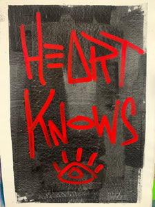 Heart knows / collection of two