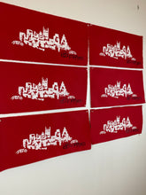 Load image into Gallery viewer, Mystery Skyline/Love The Way You Live/Crimson Red