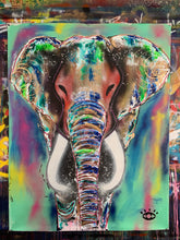 Load image into Gallery viewer, Follow and lead / signature elephant