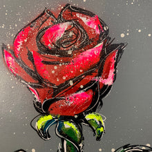 Load image into Gallery viewer, Luminous rose / 1
