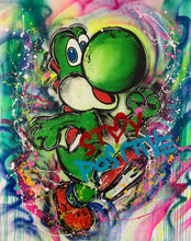 Load image into Gallery viewer, Stay positive - Yoshi