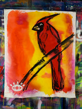 Load image into Gallery viewer, You are not alone / morning cardinal