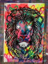 Load image into Gallery viewer, Sacred lion heart #1