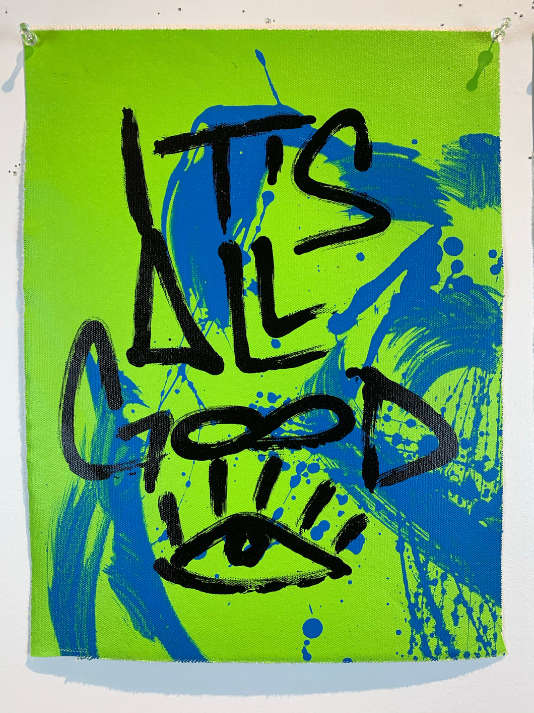 It's All Good/Mystery Lime + Blue/2021