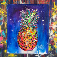 Load image into Gallery viewer, Good fruit / cosmic pineapple