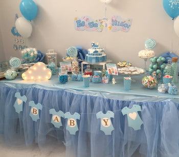 What Types of Candy To Use For a Baby Shower?