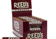 Iconic Reed's Cinnamon Hard Candy Rolls 24ct
