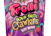 Trolli Sour Brite Crawlers Very Berry 28.8oz Bag