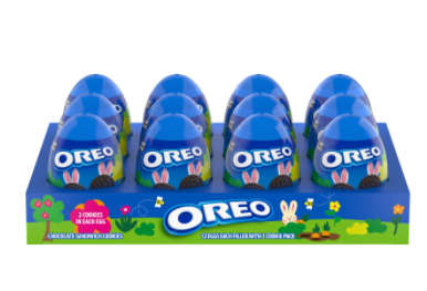 Easter Oreo Egg .78oz 12ct