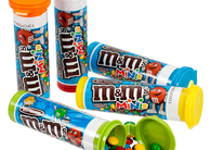 M&M Mini Tubes 24ct