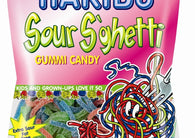 Haribo Sour S'ghetti 5oz 12ct