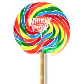 Adams & Brooks Rainbow Whirly Pops 6oz 36ct-online-candy-store-50280C
