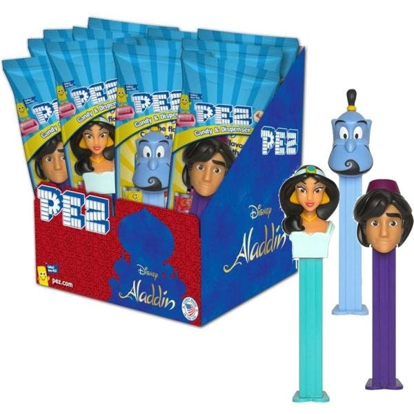 Pez Aladdin 12ct-online-candy-store-52101