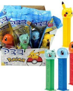 Pez Pokemon 12ct