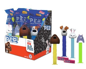 Pez Secret Life of Pets 12ct