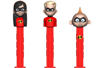 Pez Incredibles II Assortment 12ct
