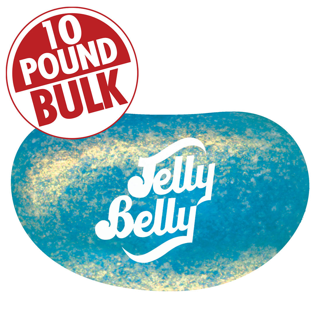 Jelly Belly Jelly Beans Jewel Berry Blue 10lb
