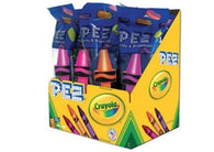 Pez Crayola Assortment 12ct