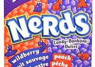 Nerds Peach Wildberry 24ct