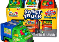 Kidsmania Sweet Truck Candy Filled Vehicles 12ct