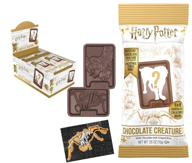 Jelly Belly Harry Potter Chocolate Creatures 24ct