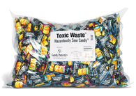 Toxic Waste Sour Candy 1000 Piece Bag
