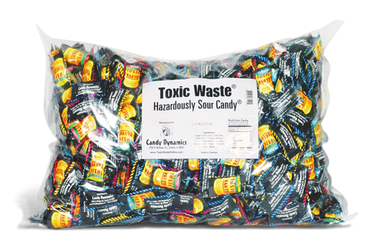Toxic Waste Sour Candy 1000 Piece Bag-online-candy-store-7401