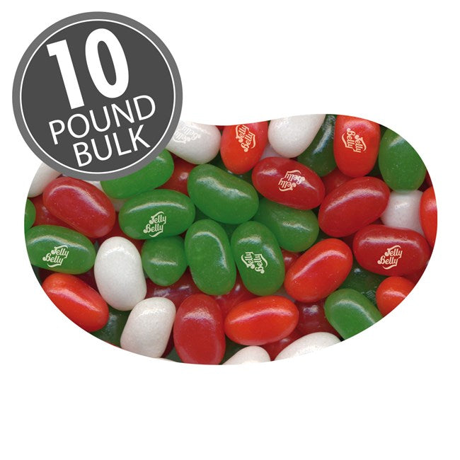 Jelly Belly Jelly Beans Christmas Mix 10lb
