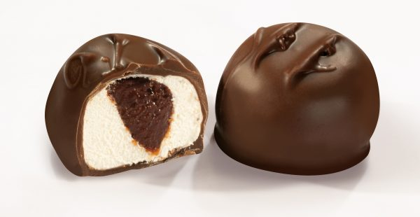 Asher Dark Chocolate Hot Cocoa Caramels 6lbs