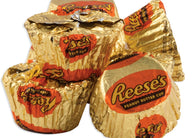 Hershey Mini Reese Peanut Butter Cups Wrapped 25lb-online-candy-store-915