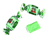 Alberts Fruit Chews Green Apple 240ct