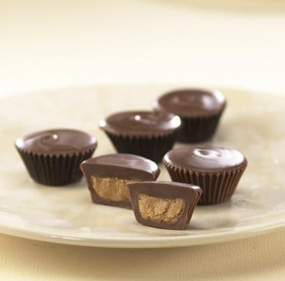 Asher Mini Milk Peanut Butter Cups 6lb