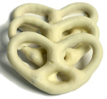 Asher 3 Ring White Chocolate Smothered Pretzels 7lb Box *Fragile Item*-online-candy-store-9147