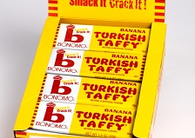 Bonomo Turkish Taffy Banana 1.5oz Bar 24ct-online-candy-store-1934