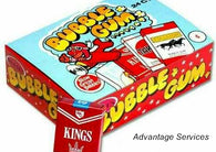 World Bubble Gum Cigarettes 24ct