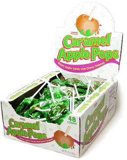 Tootsie Caramel Apple Pops 48ct-online-candy-store-327