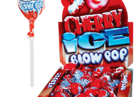 Charms Cherry Ice Blow Pop 48ct