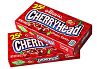 Ferrara Pan PrePriced $.25 Cherryhead Fruit Candy .8oz 24ct