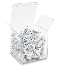 Clear Vinyl Boxes 2x2x2 200ct-online-candy-store-S9728