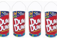 Dum Dums Pops Mega Paint Cans 12ct