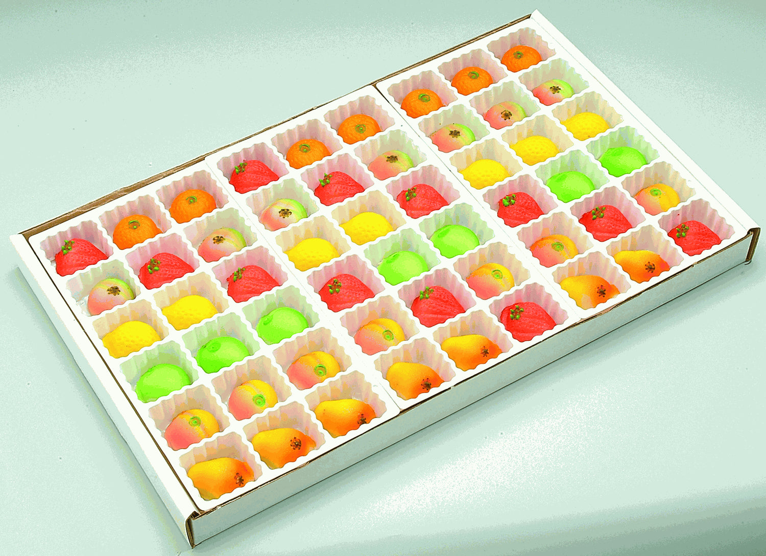 Bergen Marzipan Bulk Tray 54pc-online-candy-store-50151