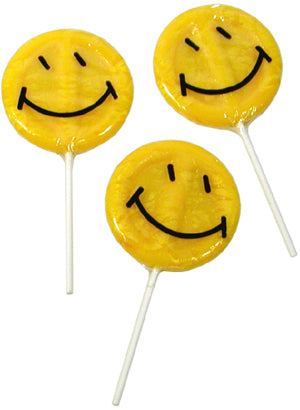 Adams & Brooks Smile Lollipop 60ct
