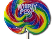 Adams & Brooks Rainbow Whirly Pops 3oz 48ct
