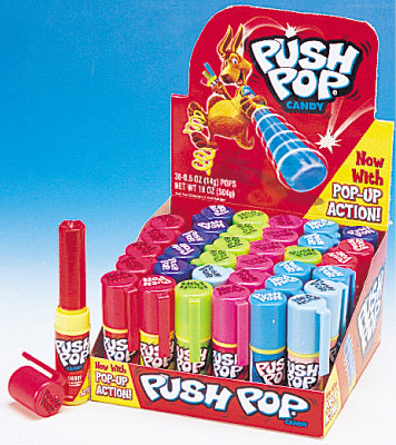 Topps Push Pop Fruit Frenzy 24ct-online-candy-store-3281