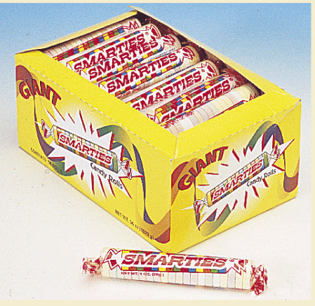 Giant Smarties 20 Tablets 36ct