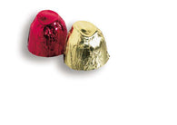 Asher Cordial Cherries Dark Chocolate Gold Foil
