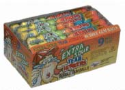 Cry Baby Extra Sour Bubble Gum Tube 24ct-online-candy-store-52432