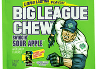 Big League Chew Sour Apple 12ct